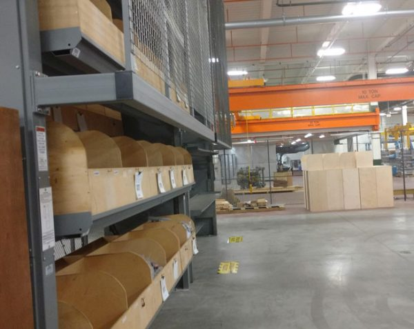 Vertical Tray Shelving Carousels By Summit Storage Solutions