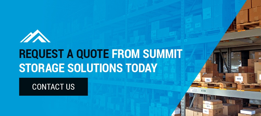 Request a Quote From Summit Storage Solutions Today